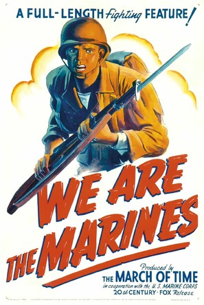 We Are the Marines - Movie Poster (thumbnail)