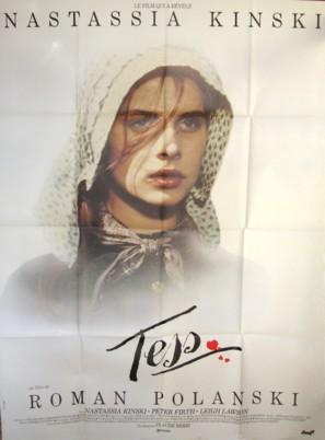 Tess - French Movie Poster (thumbnail)