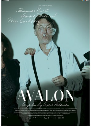 Avalon - Movie Poster (thumbnail)