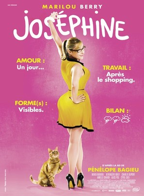 Joséphine - French Movie Poster (thumbnail)