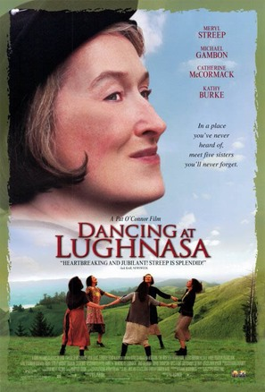 Dancing at Lughnasa - Movie Poster (thumbnail)