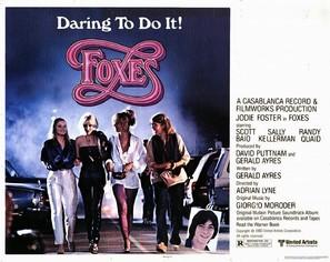Foxes - Movie Poster (thumbnail)