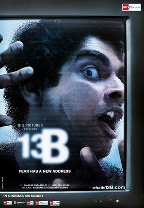 13B - Indian Movie Poster (thumbnail)