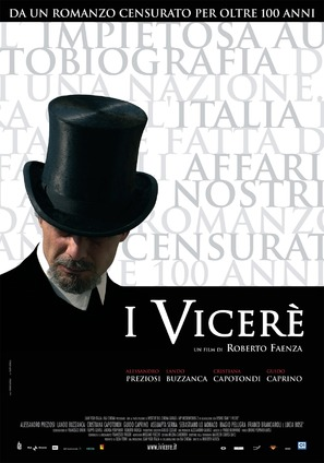 I vicerè - Italian Movie Poster (thumbnail)