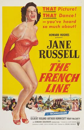 The French Line - Movie Poster (thumbnail)