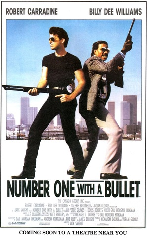 Number One with a Bullet - Movie Poster (thumbnail)