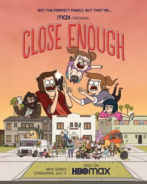 """Close Enough"" - Movie Poster (thumbnail)"