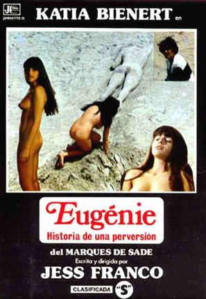 Eugenie (Historia de una perversión) - Spanish Movie Poster (thumbnail)