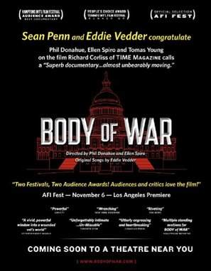 Body of War - Movie Poster (thumbnail)