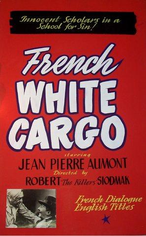 Cargaison blanche