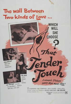 That Tender Touch - Movie Poster (thumbnail)