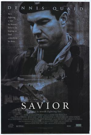 Savior - Movie Poster (thumbnail)