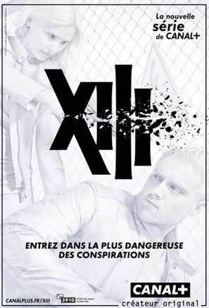"""XIII: The Series"" - French Movie Poster (thumbnail)"