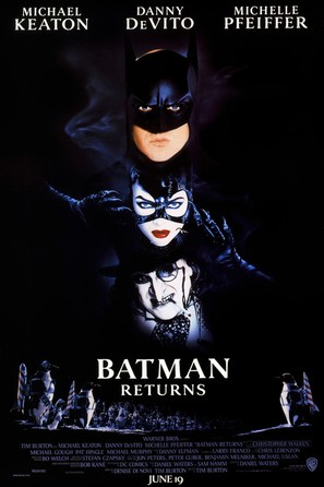 Batman Returns - Movie Poster (thumbnail)