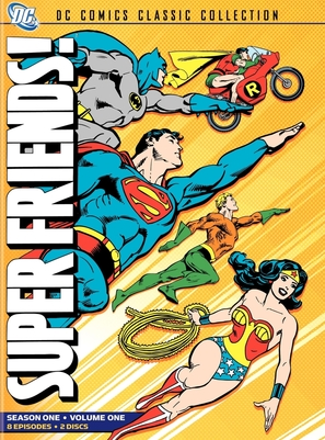 """Super Friends"" - Movie Cover (thumbnail)"