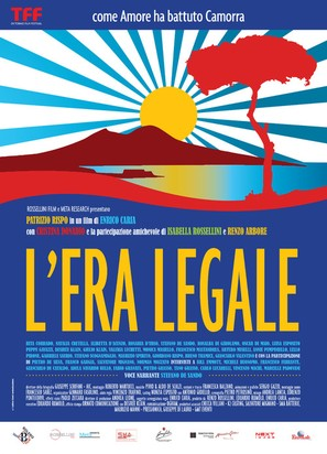 L'era legale - Italian Movie Poster (thumbnail)