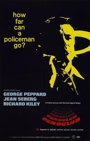 Pendulum - Movie Poster (thumbnail)