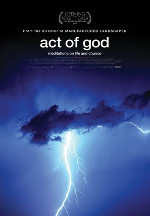 Act of God - Movie Poster (thumbnail)