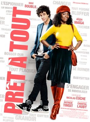 Prêt à tout - French Movie Poster (thumbnail)