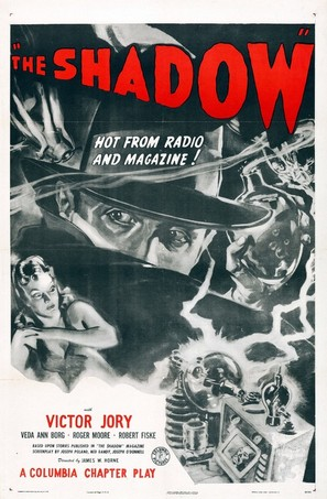 The Shadow - Movie Poster (thumbnail)