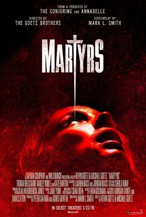 Martyrs - Movie Poster (thumbnail)