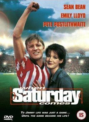 When Saturday Comes - British DVD cover (thumbnail)