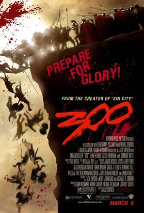 300 - Movie Poster (thumbnail)