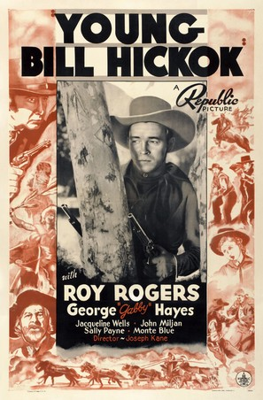 Young Bill Hickok - Movie Poster (thumbnail)