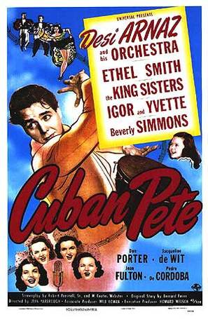 Cuban Pete - Movie Poster (thumbnail)