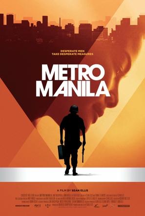 Metro Manila - British Movie Poster (thumbnail)