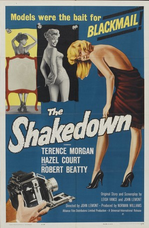 The Shakedown - Movie Poster (thumbnail)