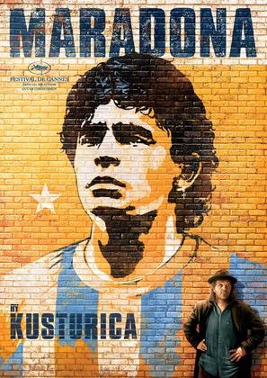 Maradona by Kusturica - Movie Poster (thumbnail)