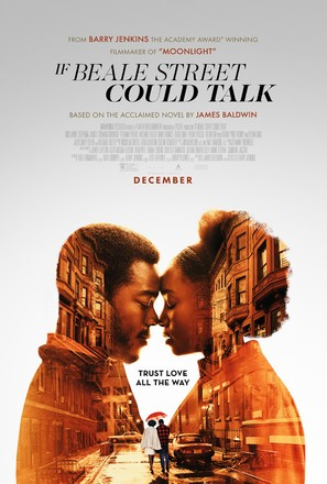 If Beale Street Could Talk - Movie Poster (thumbnail)