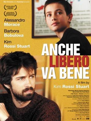 Anche libero va bene - Dutch Movie Poster (thumbnail)