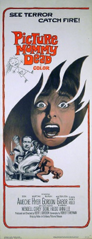 Picture Mommy Dead - Movie Poster (thumbnail)