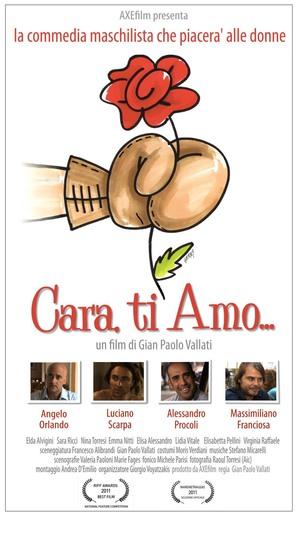 Cara, ti amo... - Italian Movie Poster (thumbnail)