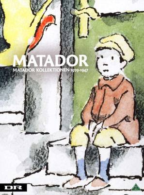 """Matador"" - Danish DVD cover (thumbnail)"