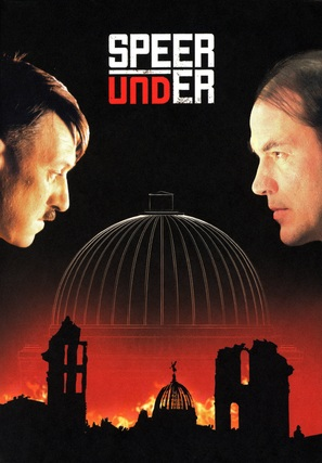 """Speer und er"" - German poster (thumbnail)"