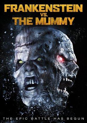 Frankenstein vs. The Mummy - DVD cover (thumbnail)