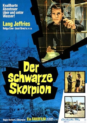 Cifrato speciale - German Movie Poster (thumbnail)
