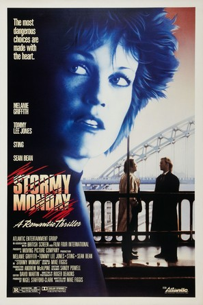 Stormy Monday - Movie Poster (thumbnail)