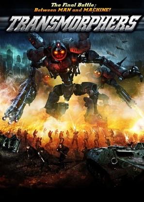 Transmorphers - DVD cover (thumbnail)