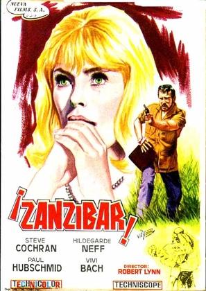 Mozambique - Spanish Movie Poster (thumbnail)