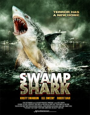 Swamp Shark - Movie Poster (thumbnail)