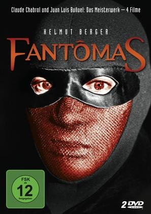 """Fantômas"" - German Movie Cover (thumbnail)"
