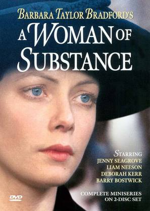 """""""A Woman of Substance"""" - DVD cover (thumbnail)"""