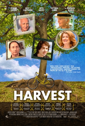 Harvest - Movie Poster (thumbnail)