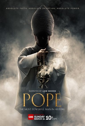 """Pope: The Most Powerful Man in History"" - Movie Poster (thumbnail)"