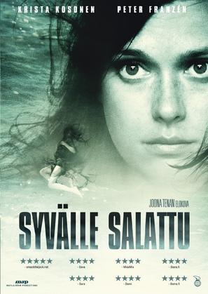 Syvälle salattu - Finnish Movie Cover (thumbnail)