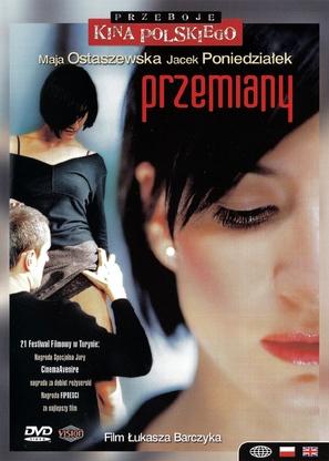 Przemiany - Polish Movie Cover (thumbnail)